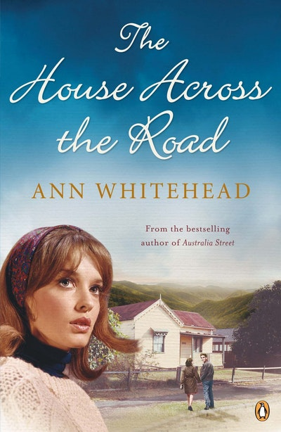 Book Cover: The House Across the Road