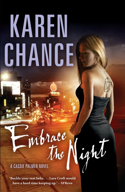 Embrace the Night: A Cassie Palmer Novel Volume 3