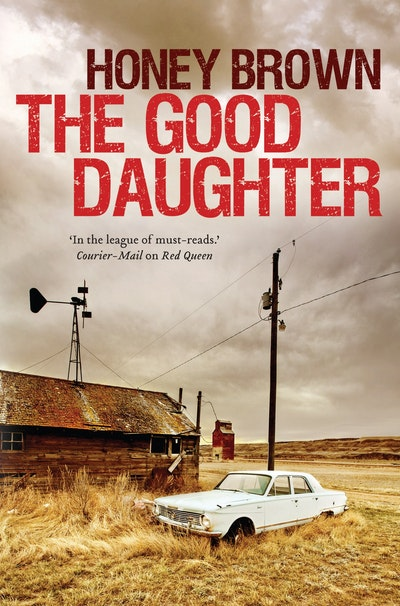 Book Cover: The Good Daughter