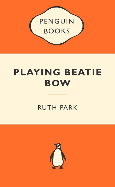Book Cover:  Playing Beatie Bow Popular Penguin