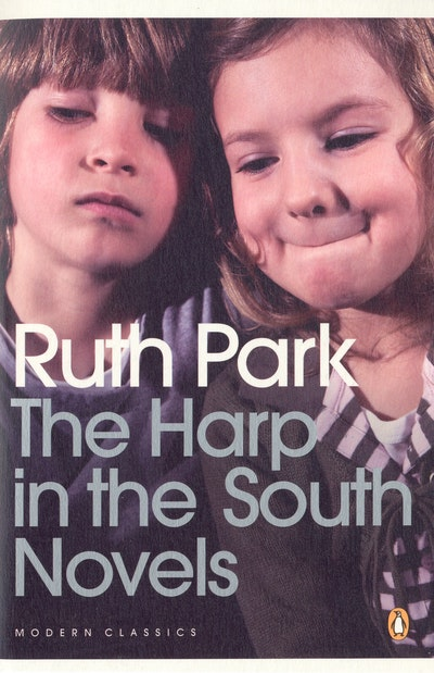 Book Cover: The Harp in the South Trilogy