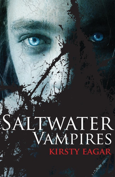 Book Cover:  Saltwater Vampires