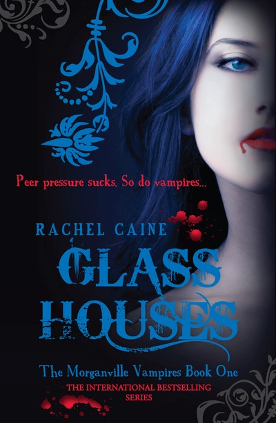 Book Cover:  Glass Houses: The Morganville Vampires Book One
