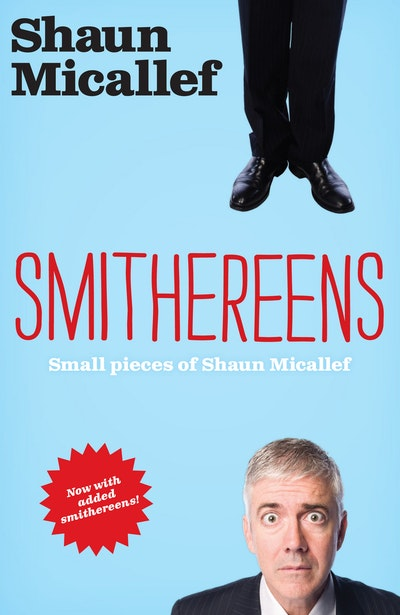 Book Cover:  Smithereens