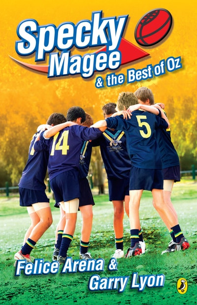 Book Cover:  Specky Magee and the Best of Oz