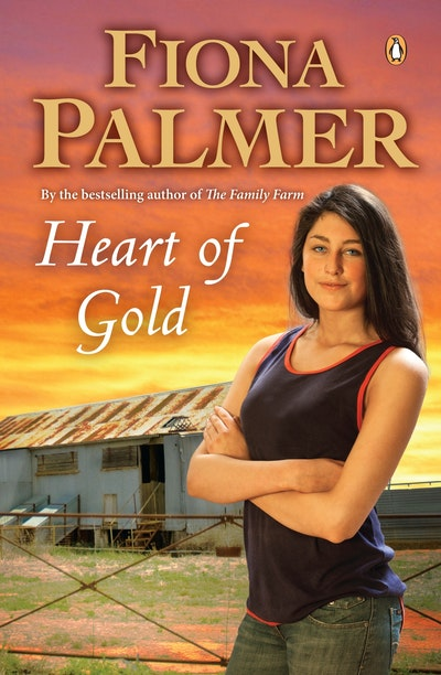 Book Cover:  Heart of Gold