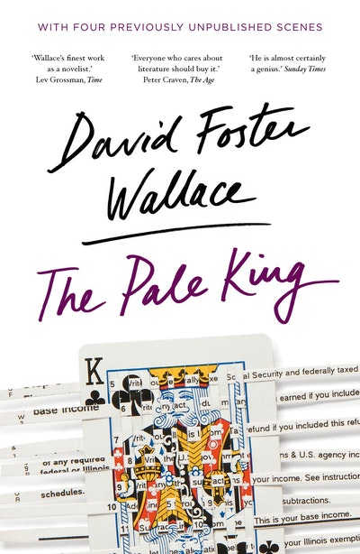 Book Cover: The Pale King