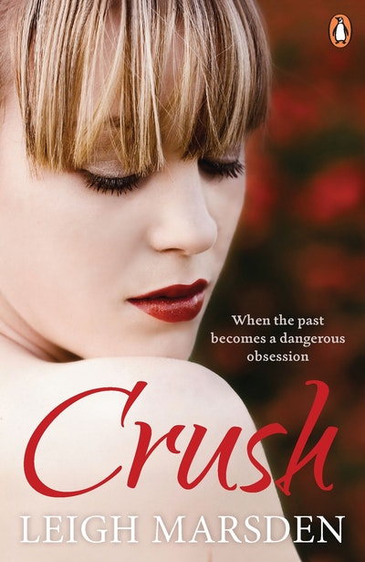 Book Cover:  Crush
