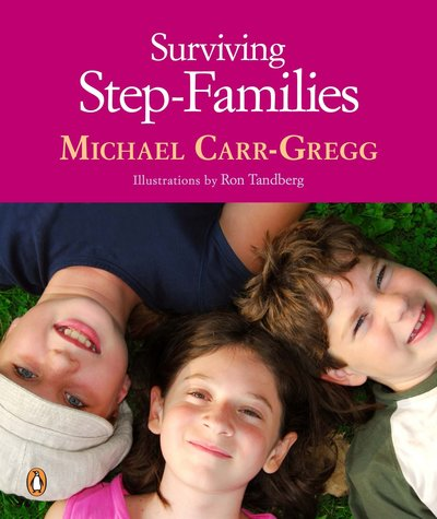 Book Cover:  Surviving Step-families