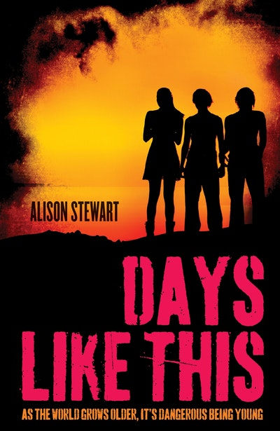 Book Cover:  Days Like This