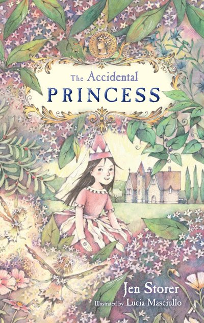Book Cover: The Accidental Princess