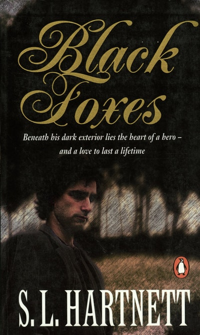 Book Cover:  Black Foxes