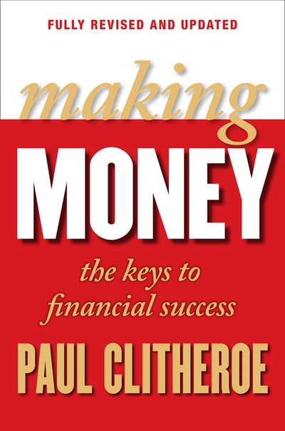 Book Cover:  Making Money