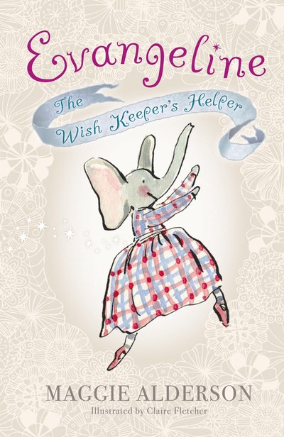 Book Cover:  Evangeline Wish Keeper's Helper