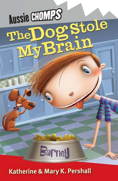 The Dog Stole My Brain: Aussie Chomps