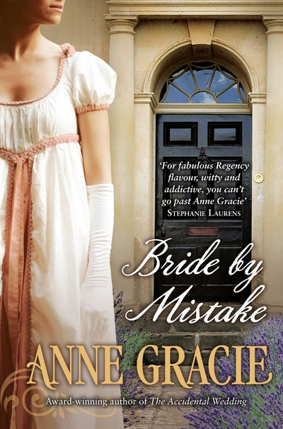 Book Cover:  Bride By Mistake