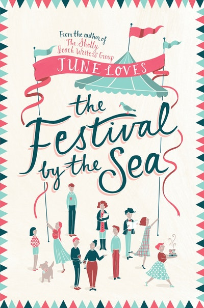 Book Cover:  Festival by the Sea