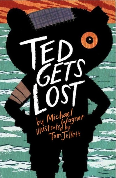 Book Cover:  Ted Gets Lost