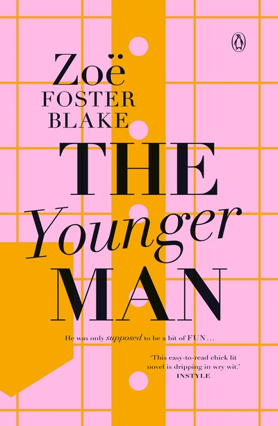 Book Cover:  Younger Man, The