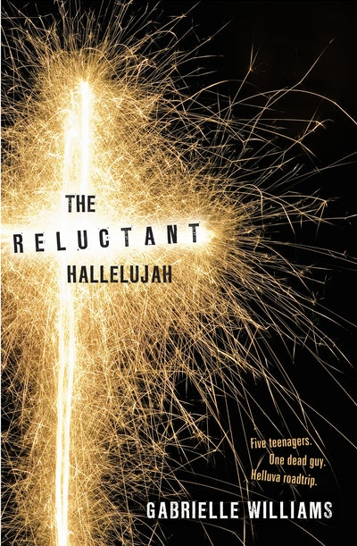 Book Cover:  Reluctant Hallelujah