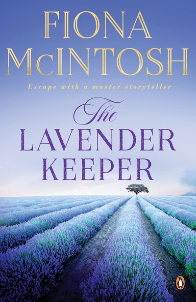 Book Cover: The Lavender Keeper