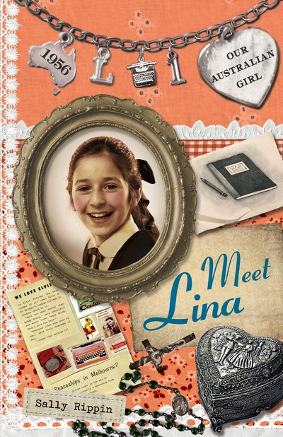 Book Cover:  Our Australian Girl: Meet Lina (Book 1)