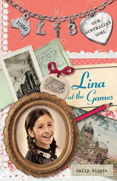 Book Cover:  Our Australian Girl: Lina at the Games Book 3