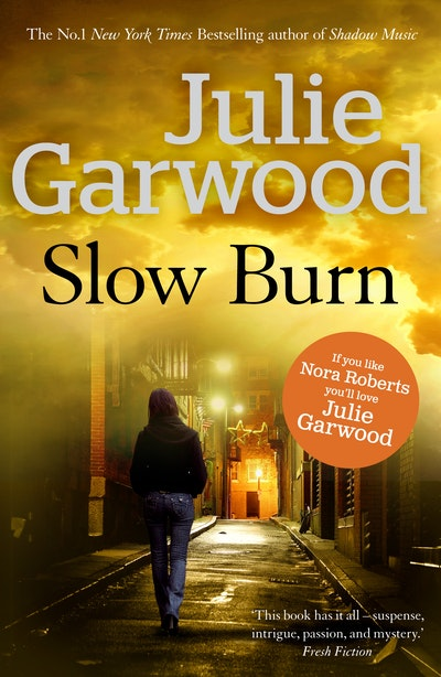 Book Cover:  Slow Burn