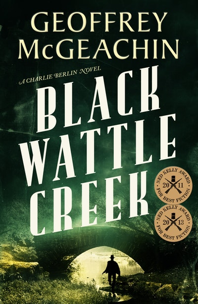 Book Cover:  Blackwattle Creek