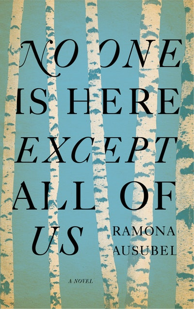 Book Cover:  No One is Here Except All of Us