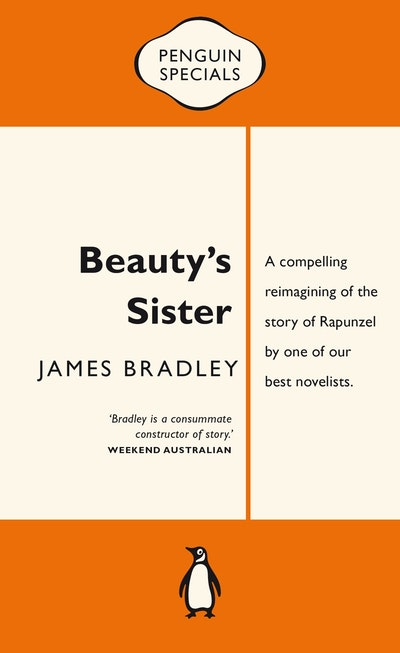 Book Cover:  Beauty's Sister: Penguin Specials