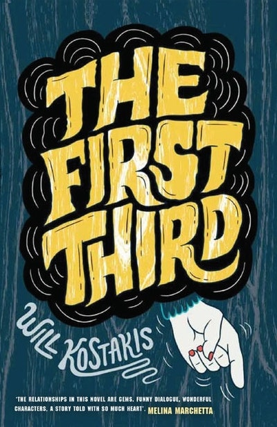 Book Cover:  First Third, The