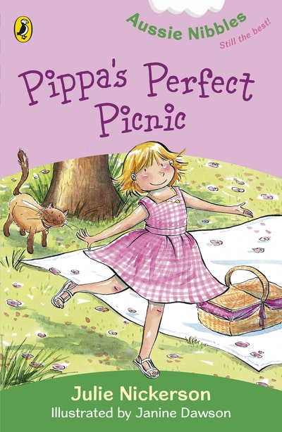 Book Cover:  Pippa's Perfect Picnic: Aussie Nibbles