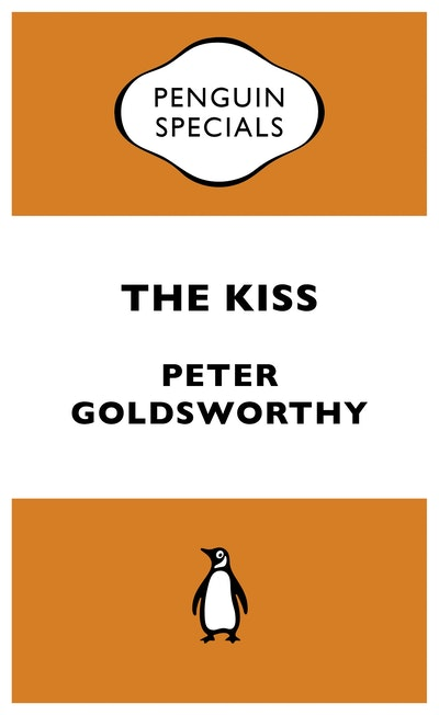 Book Cover: The Kiss: Penguin Special