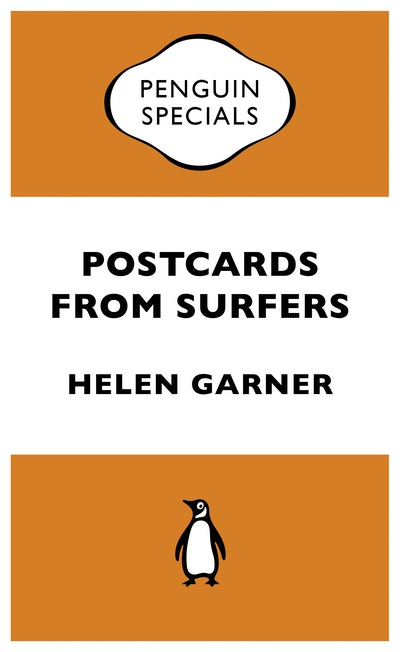 Book Cover:  Postcards from Surfers: Penguin Specials