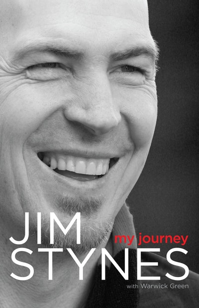 Book Cover:  My Journey