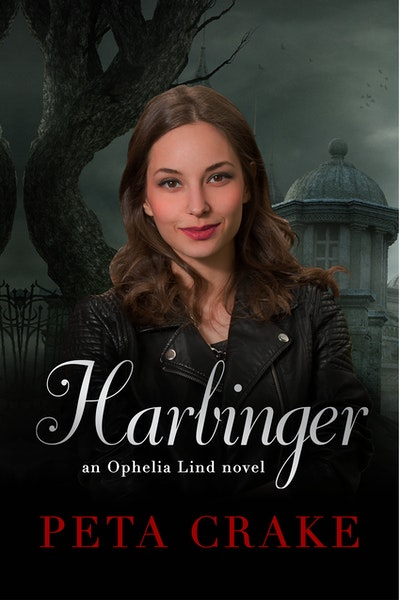 Book Cover:  Harbinger: Destiny Romance