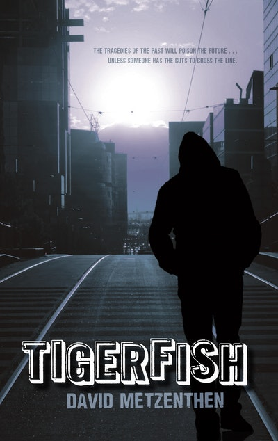 Book Cover:  Tigerfish