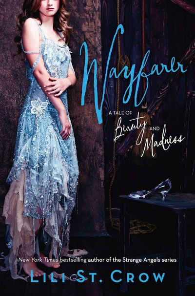 Book Cover:  Wayfarer: A Tale of Beauty and Madness