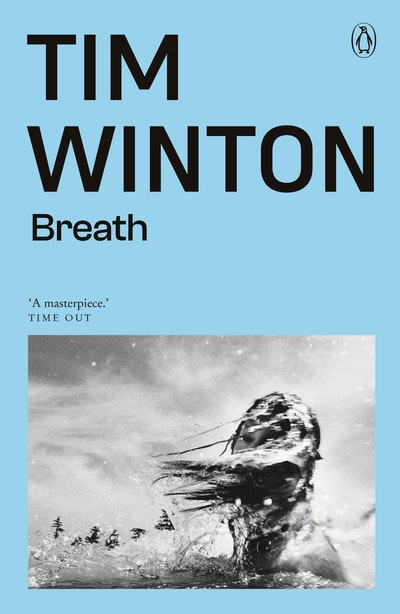 Book Cover:  Breath