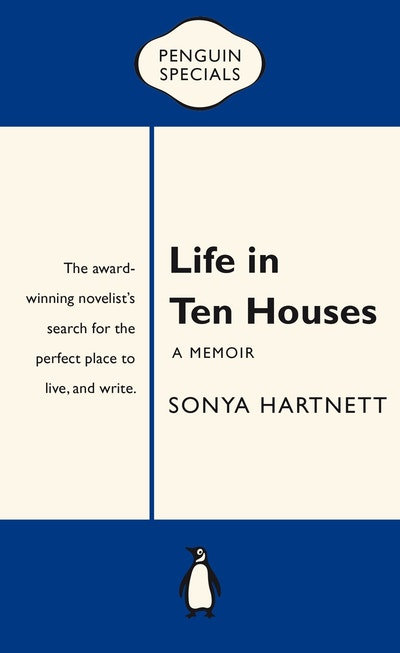 Book Cover:  Life in Ten Houses: Penguin Specials