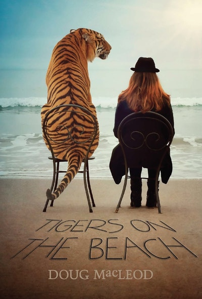Book Cover:  Tigers on the Beach