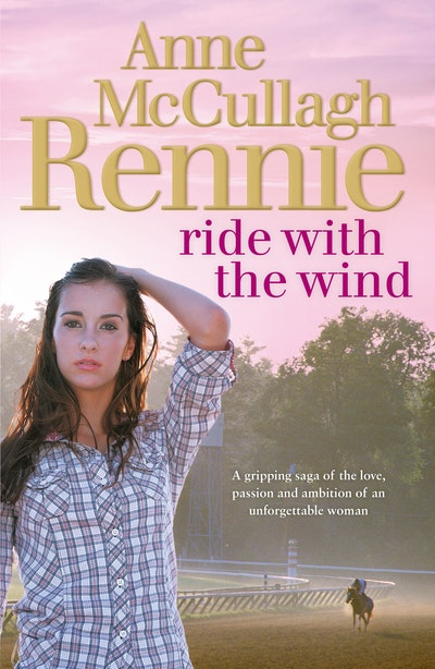 Book Cover:  Ride with the Wind