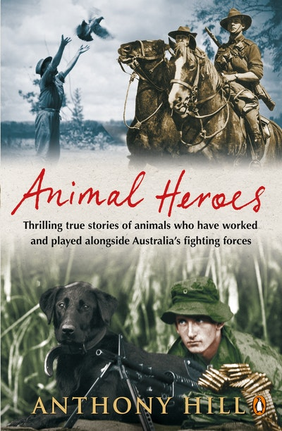 Animal Heroes by Anthony Hill
