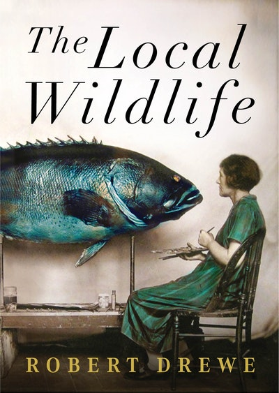 Book Cover: The Local Wildlife