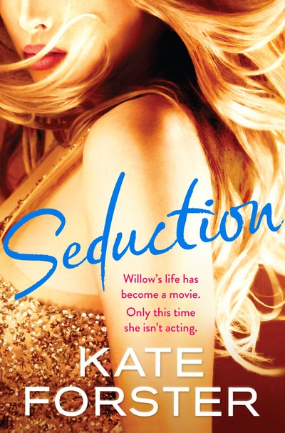 Book Cover:  Seduction