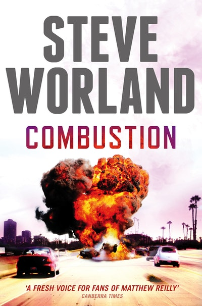 Book Cover:  Combustion
