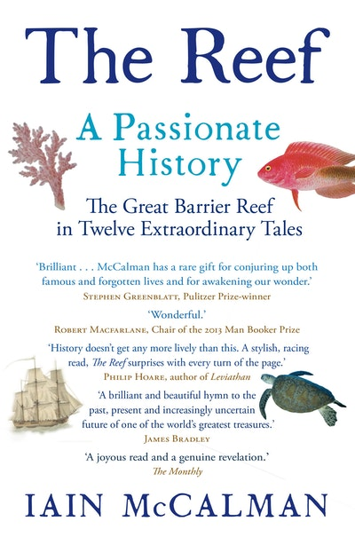 Book Cover:  Reef: A Passionate History, The