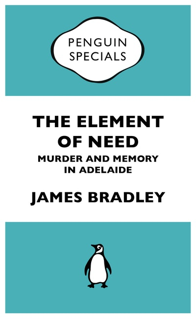 Book Cover: The Element of Need: Penguin Specials
