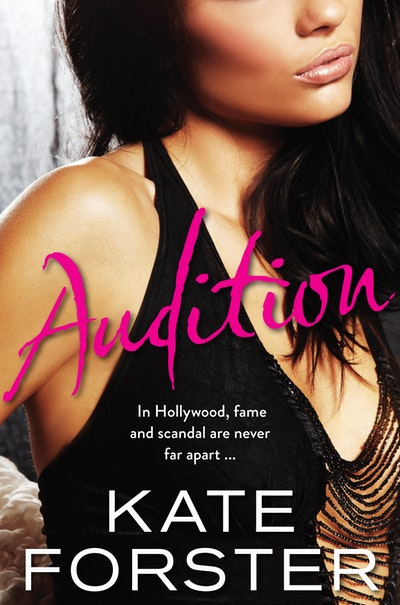 Book Cover:  Audition: Short Story